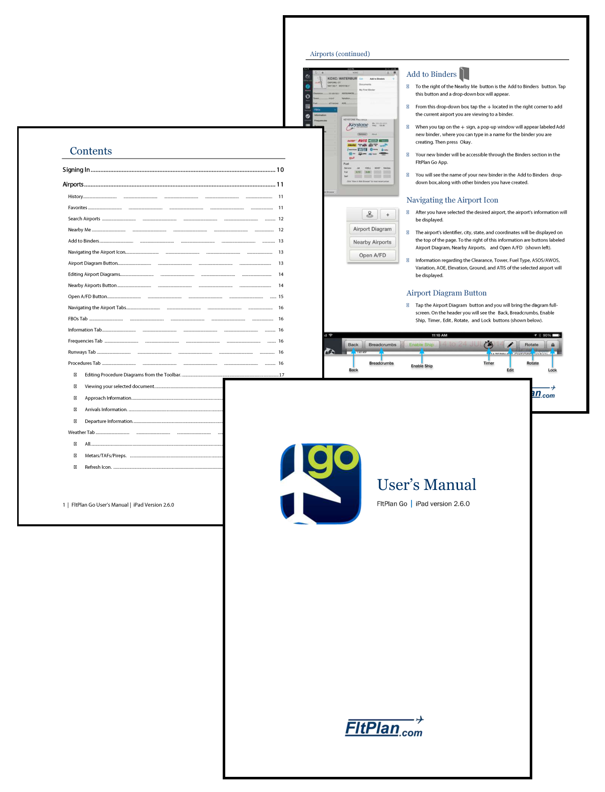 FltPlan User's Manual